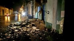 Земетресението в Мексико най-мощното от повече от столетие