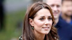 Кейт Мидълтън се върна от майчинство