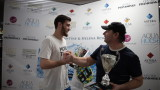 Георги Китанов спечели турнир по плажен тенис в зала