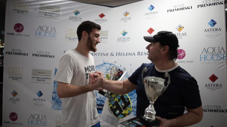 Георги Китанов спечели необичаен турнир във Варна