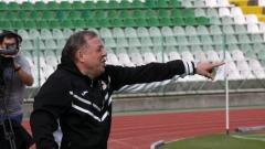 Александър Тарханов: Надявам се до края на септември да започна работа в Славия