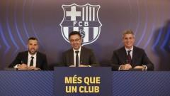 Жорди Алба подписа нов договор с Барселона