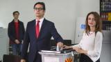 30,34% избирателна активност в Северна Македония към 15,00 часа