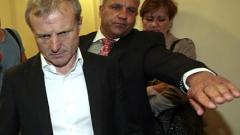 Гриша Ганчев в спецсъда за мярката на сина си