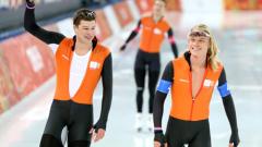 Холандска доминация и на Световното по кънки-бягане