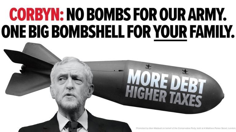 """Торите откриха предизборната кампания с """"бомбардиране"""" на лейбъристите"""