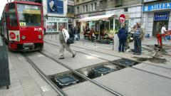 Доставят 20 броя нови нископодови трамваи