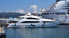 Защо супербогатите китайци вече не искат да купуват луксозни яхти?