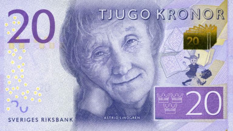 Шведите могат да живеят без налични пари към 2030-а