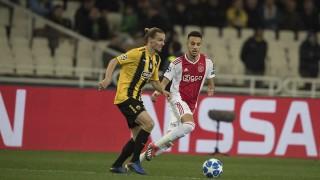 УЕФА решава за наказанието на АЕК на 13 декември