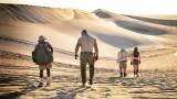 """""""Джуманджи: Следващо ниво"""", Дуейн Джонсън, Кевин Харт и първи трейлър на филма"""