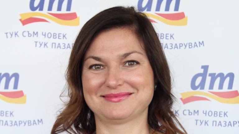 Петима български мениджъри поемат управлението на дрогериите dm у нас