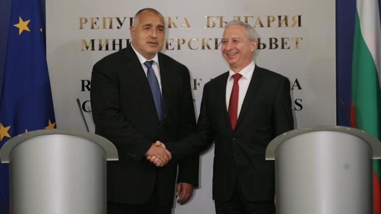 Ако изборите не бяха честни, нямаше да сме ние, благодари Борисов на Герджиков