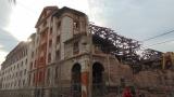 """Разрушиха """"Ориента"""" в Пловдив, ден преди да го обявят за паметник на културата"""