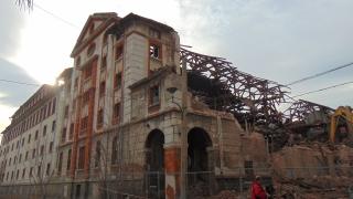 Да представят публично проекта за Тютюневия склад, обещават от фирмата-строител
