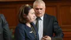Валентин Радев си харесал шефа на СДВР Младен Маринов за главен секретар