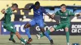 Левски приема Ботев (Враца) в двубой от 11-ия кръг на Първа лига