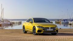 Тест драйв: Volkswagen Arteon