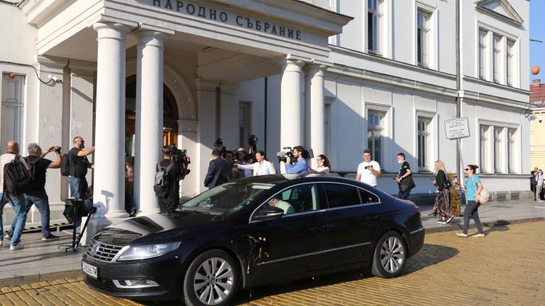 Депутатите от НФСБ няма да участват в личните битки за