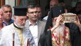 """Храмът """"Св. Георги"""" прие временно мощите на Св. Йоан Кръстител"""