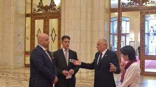 Валентин Радев: Румъния е сред най-активните в операциите на Фронтекс в България
