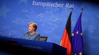 Меркел: ЕС няма информация за участие на Русия в авиоинцидента в Минск