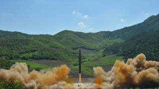КНДР подготвя ново изпитание на междуконтинентална ракета