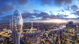 Сградата, която скара Лондон