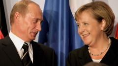 Путин и Меркел обсъждат съвместно производство на коронавирус ваксини