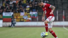 Английският Ковънтри продължава да се интересува от футболист на ЦСКА