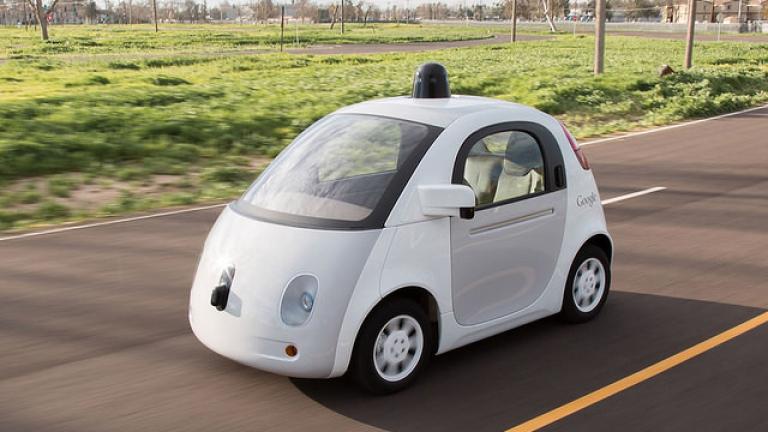 Google ще конкурира Uber със своите автономни автомобили