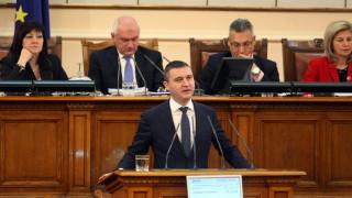 Правителството работи усилено за членство в ERM II и еврозоната, сигурен Горанов