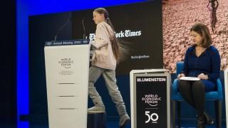 Грета Тунберг скастри Тръмп: Засаждането на дървета не е достатъчно