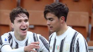Ювентус вдигна двама за дербито с Интер