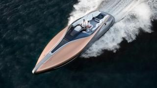 Lexus представи ултралуксозна яхта с 885 конски сили