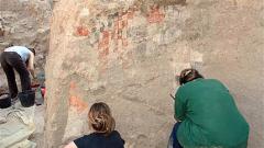Откриха най-старата стена с рисунка