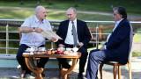 Лукашенко подкрепи среща Зеленски-Путин-Тръмп-Макрон-Мей-Меркел в Минск