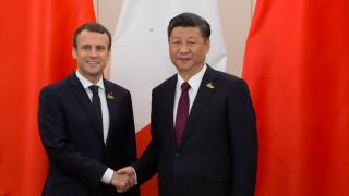 Китай и Франция решително застават зад парижката сделка за климата