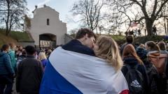 Чехия отбеляза 30 години от нежната революция