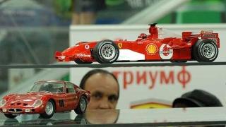 200 модела на Scuderia Ferrari окупират Sky City Mall