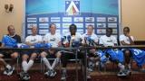 Треньорът на Сараево вярва в шансовете за успех над Левски