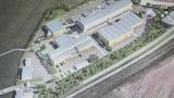 Дъждовното лято ще забави завода за боклук на София