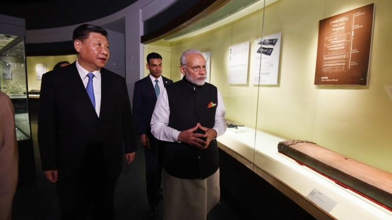 Индия и Китай се съгласиха да пазят мира по спорната граница