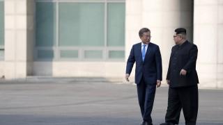 КНДР и Република Корея откриха бюро за 24-часова връзка в Кесон