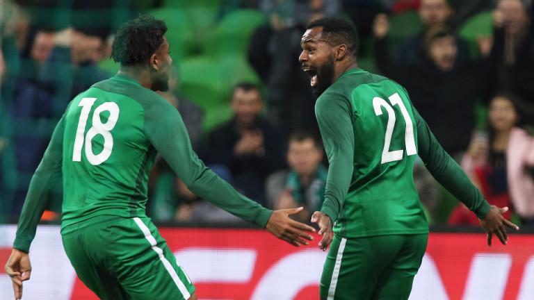 Нигерия се подигра на Аржентина след зрелищен обрат
