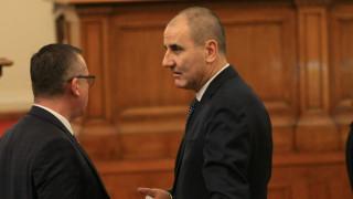 Цветанов уверен, че всички искат да управляват с ГЕРБ