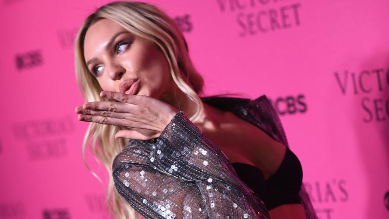 Модел на Victoria's Secret стана майка за втори път