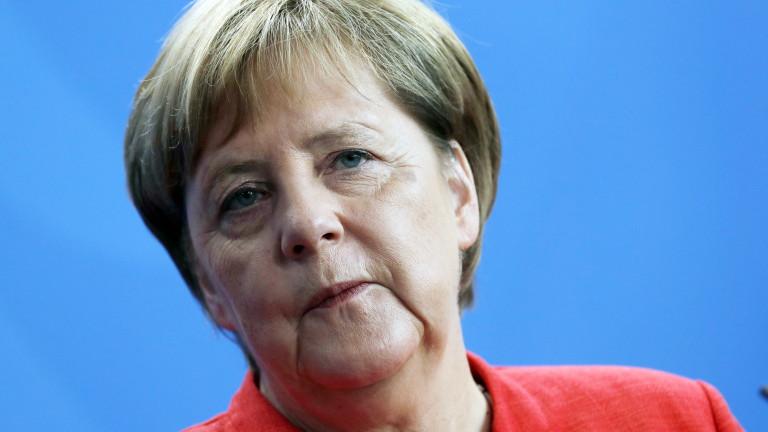 Германският канцлер Ангела Меркел обяви, че не очаква да се