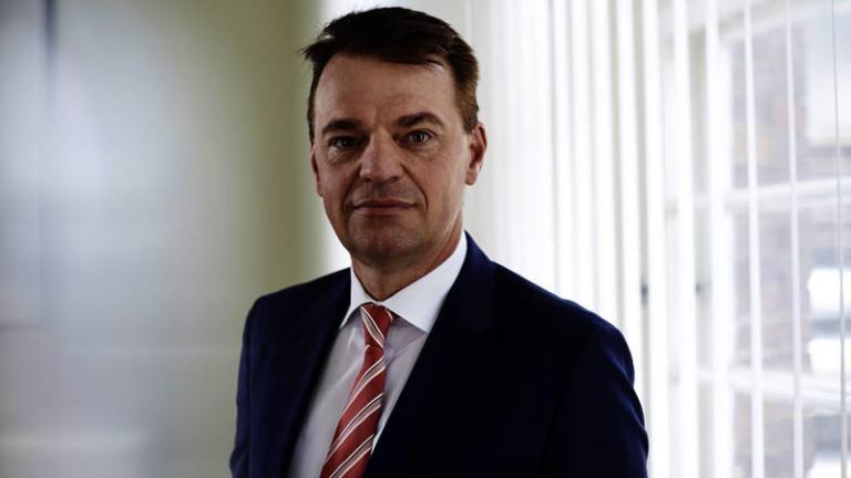 Роланд Харингс ще бъде новият главен изпълнителен директор на групата