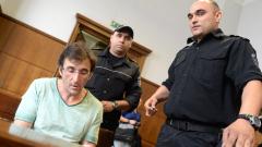 Съдът прекрати делото срещу Костин за убийството на откритото в куфар дете